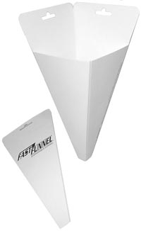 FAST FUNNEL XL Disposable Funnel