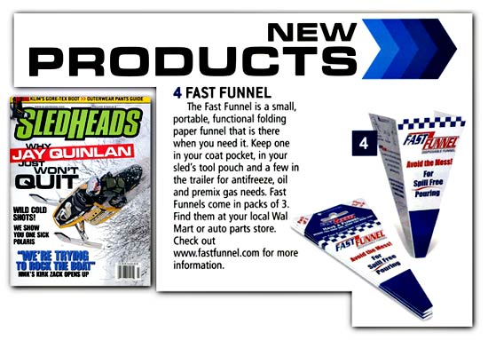 SledHeads, Volume 8, Issue 3